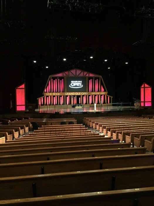 Grand Ole Opry – Nashville, Tennessee Audience