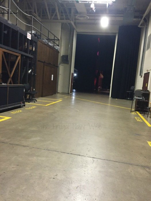 Grand Ole Opry – Nashville, Tennessee Backstage