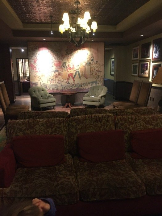 Grand Ole Opry – Nashville, Tennessee Green Room