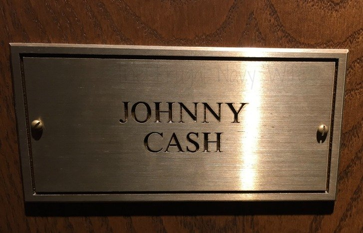 Grand Ole Opry – Nashville, Tennessee Johnny Cash