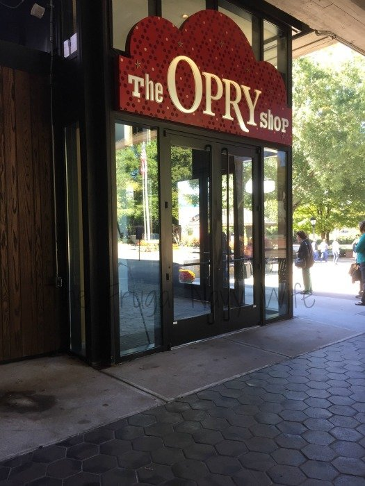 Grand Ole Opry – Nashville, Tennessee Opry Store