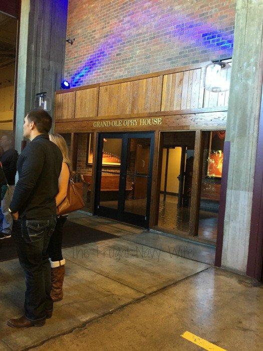 Grand Ole Opry – Nashville, Tennessee Star Walk