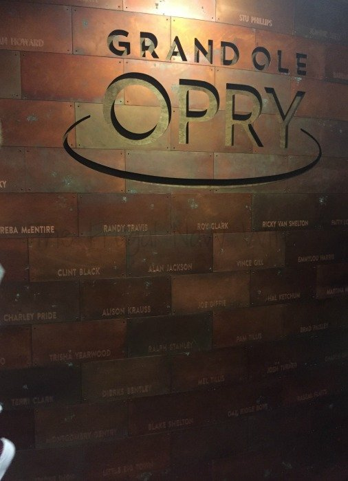 Grand Ole Opry – Nashville, Tennessee Wall Hanging