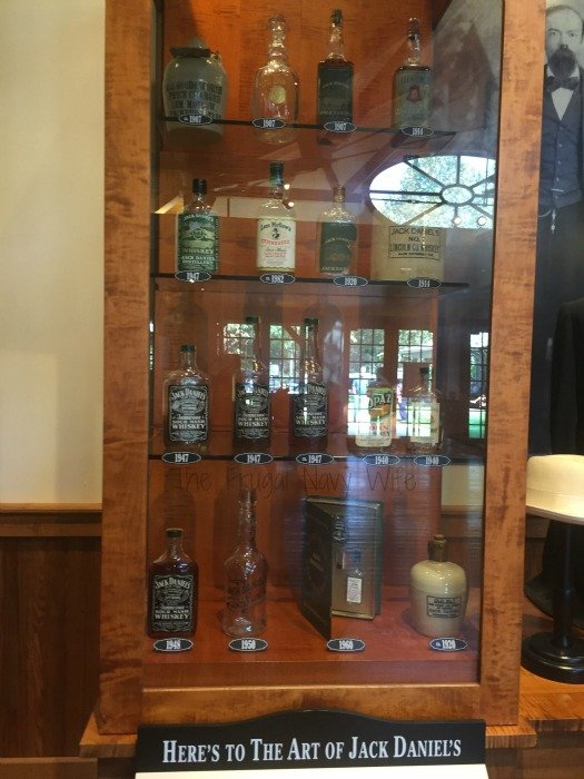 Jack Daniel's Distillery Tour – Lynchburg, Tennessee Bottle