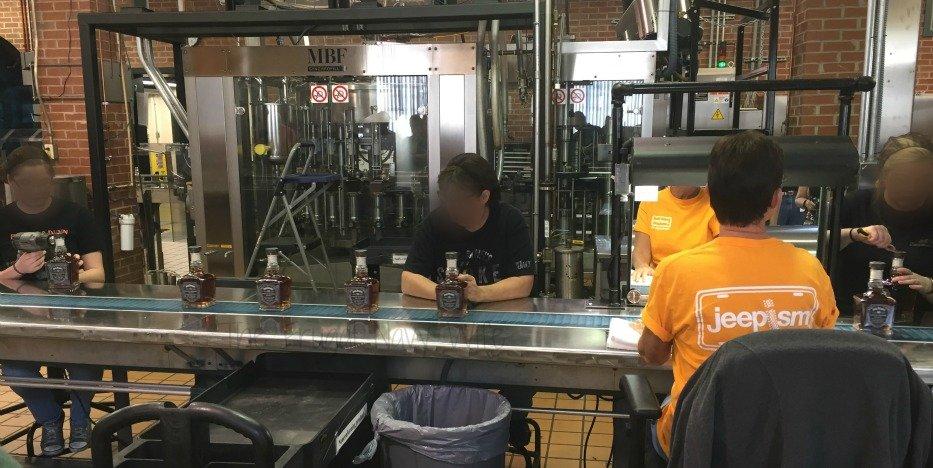 Jack Daniel's Distillery Tour – Lynchburg, Tennessee Line