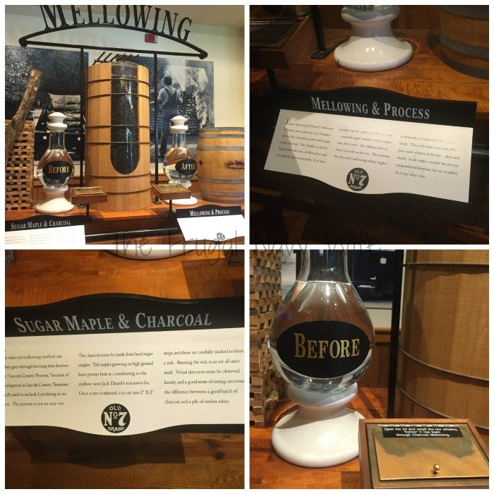 Jack Daniel's Distillery Tour – Lynchburg, Tennessee Mellowing