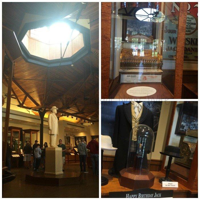 Jack Daniel's Distillery Tour – Lynchburg, Tennessee Museum Misc