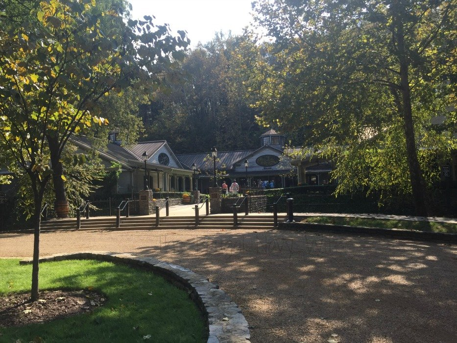 Jack Daniel's Distillery Tour – Lynchburg, Tennessee Outside