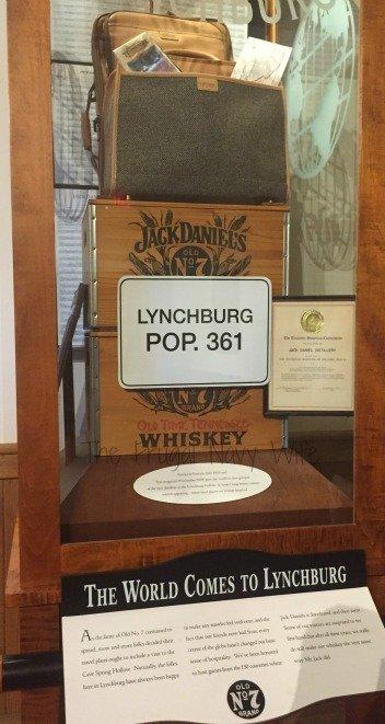 Jack Daniel's Distillery Tour – Lynchburg, Tennessee Breifcase