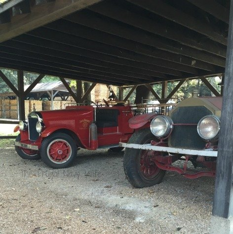 Jack Daniel's Distillery Tour – Lynchburg, Tennessee Fire Trucks