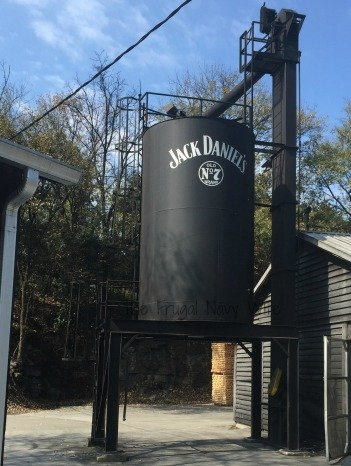 Jack Daniel's Distillery Tour – Lynchburg, Tennessee JD Tower
