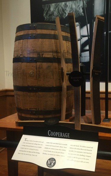 Jack Daniel's Distillery Tour – Lynchburg, Tennessee Museum Barrel