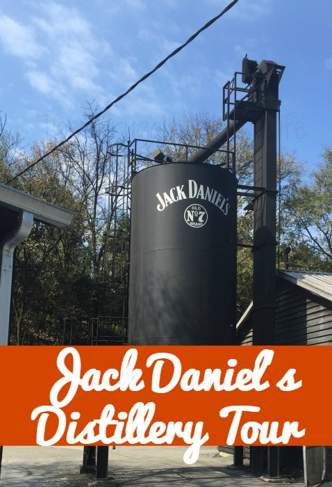 Jack Daniel's Distillery Tour – Lynchburg, Tennessee