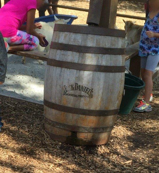 Nashville Zoo - Nashville, Tennessee Jack Daniel