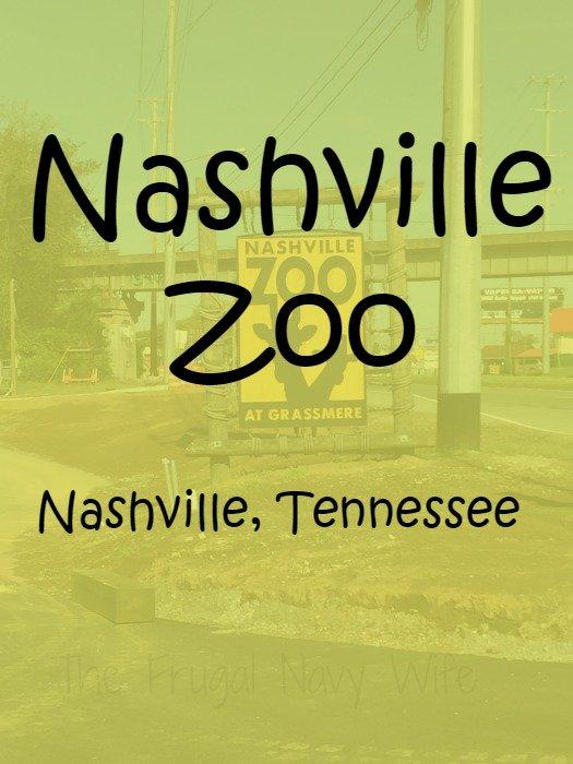 Nashville Zoo - Nashville, Tennessee