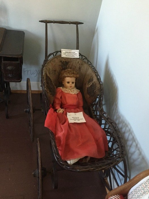Old Moore County Jail – Lynchburg, Tennessee Doll