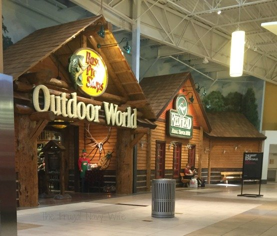 Opry Mills Mall – Nashville, Tennessee Bass Pro Shop