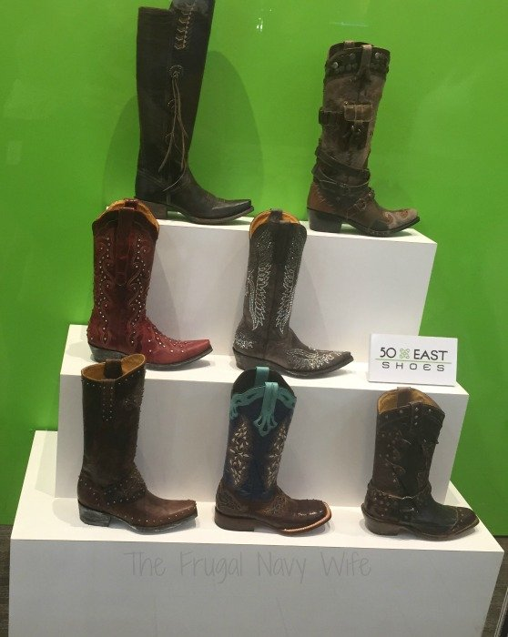 Opry Mills Mall – Nashville, Tennessee Boots