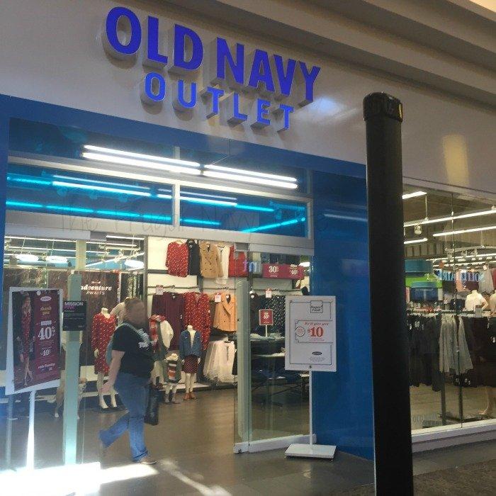 Opry Mills Mall – Nashville, Tennessee Old Navy