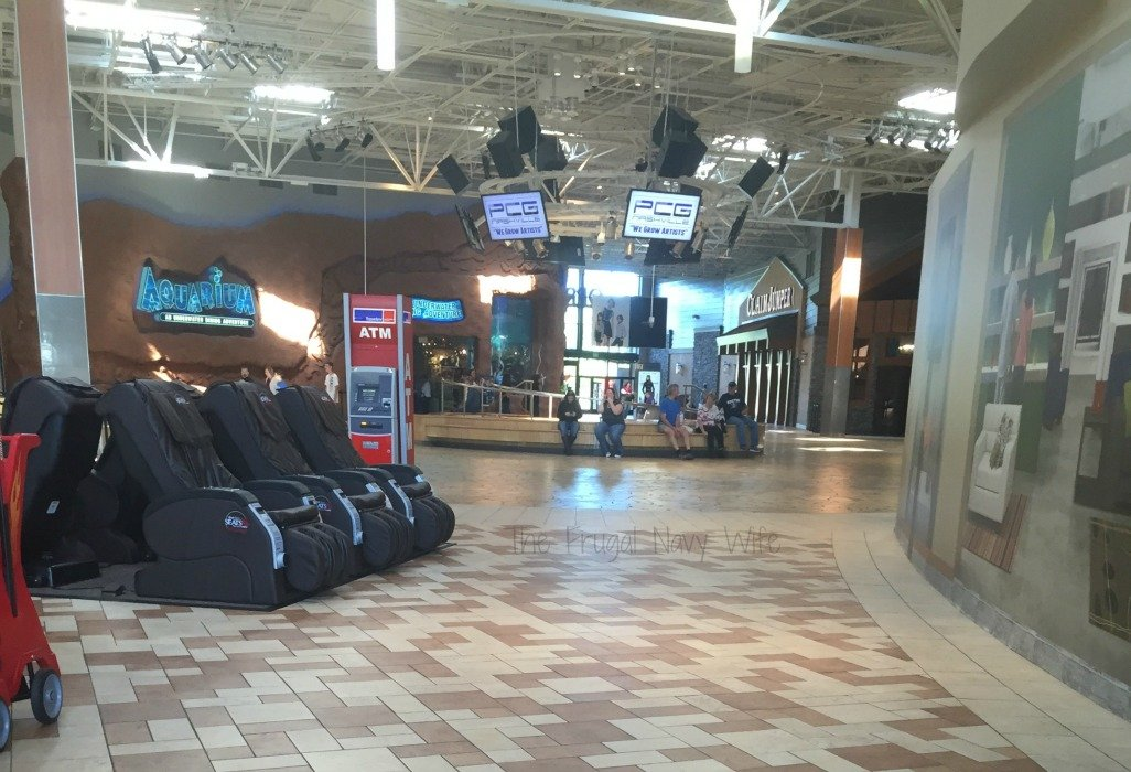 Opry Mills Mall – Nashville, Tennessee Stage