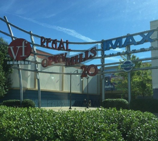 Opry Mills Mall – Nashville, Tennessee Outside pic