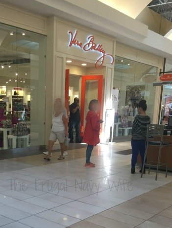 Opry Mills Mall – Nashville, Tennessee Vera Bradley