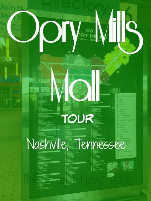 Opry Mills Mall – Nashville, Tennessee