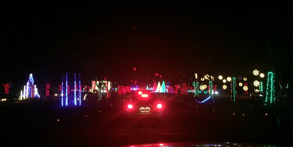 Yogi Bear RV Resort Christmas Light Show – Nashville, Tennessee Pic 3