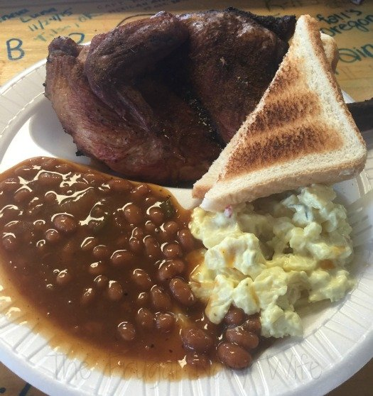 Barrel House BBQ – Lynchburg, Tennessee Chicken