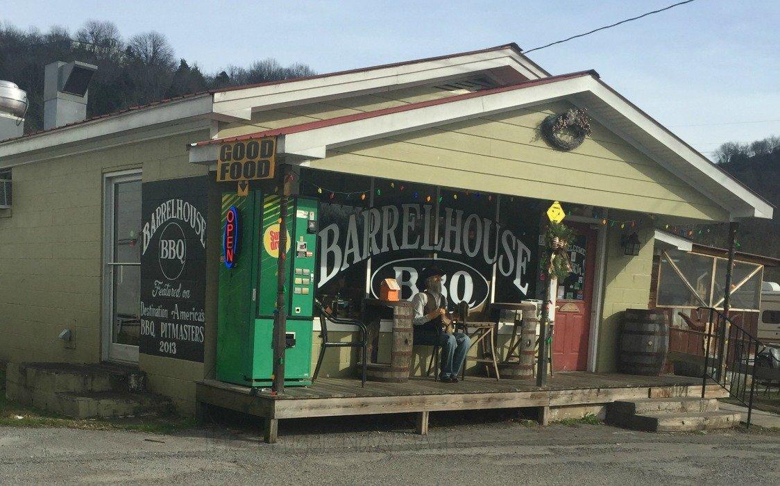 Barrel House BBQ – Lynchburg, Tennessee Side