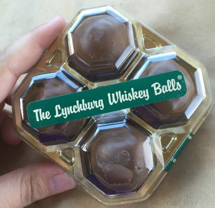 Lynchburg Cake and Candy Company Whiskey Balls