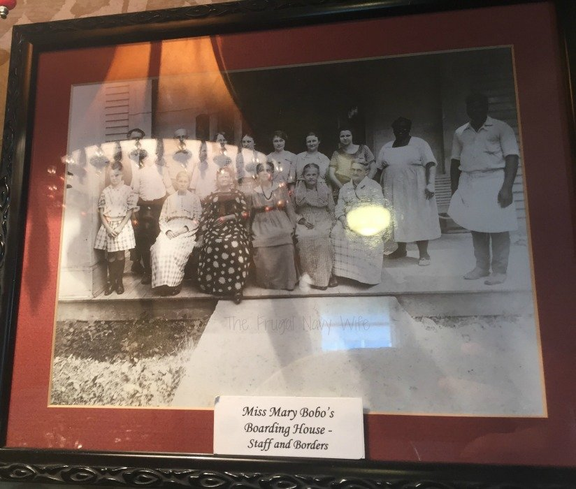 Miss Mary Bobo's Boarding House - Lynchburg, Tennessee Staff