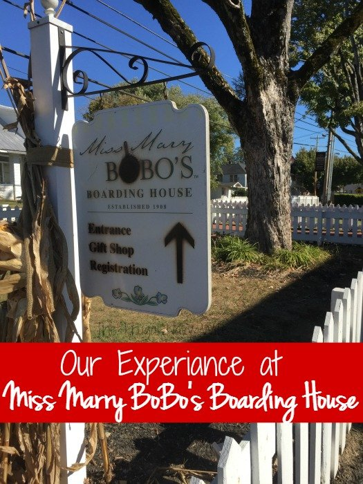 Miss Mary Bobo's Boarding House – Lynchburg, Tennessee