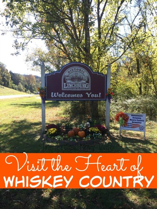 Visit the Heart of Whiskey Country in Lynchburg Tennessee