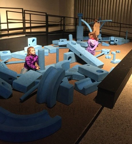 NASA Space Center - Huntsville, Alabama Foam Play Area