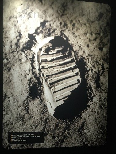 NASA Space Center - Huntsville, Alabama Footprint