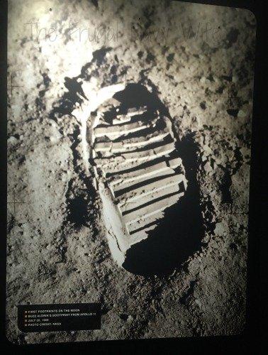 NASA Space Center - Huntsville, Alabama Footprint