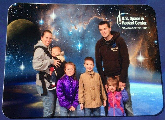 NASA Space Center - Huntsville, Alabama Picture
