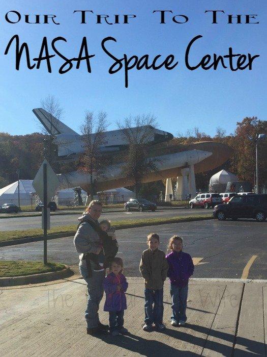 NASA Space Center – Huntsville, Alabama