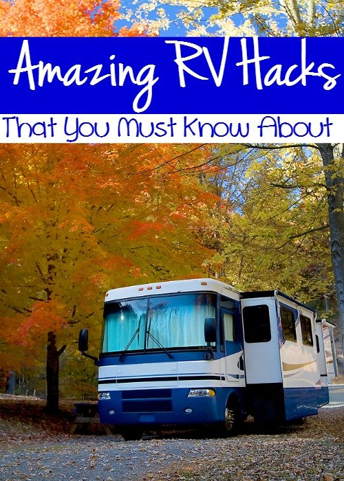 RV Camping Hacks That You Must Know About