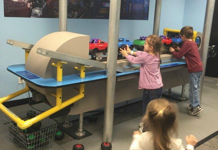 The National Corvette Museum - Bowling Green, Kentucky Assembly Line