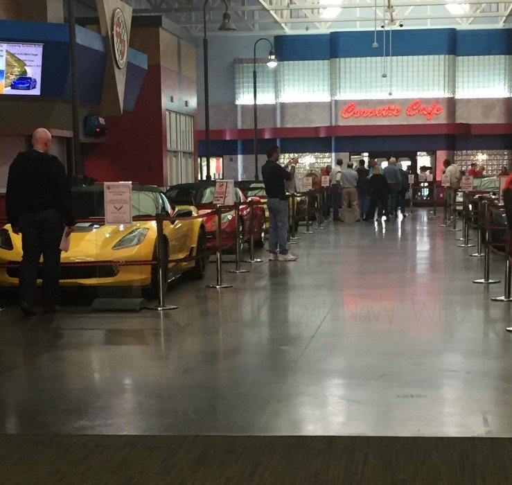 National Corvette Museum >> The National Corvette Museum - Bowling Green, Kentucky
