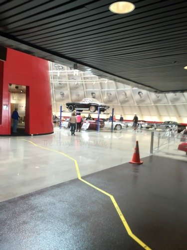 The National Corvette Museum - Bowling Green, Kentucky Sink Hole Area
