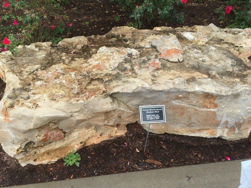 The National Corvette Museum - Bowling Green, Kentucky Sink Hole Rock
