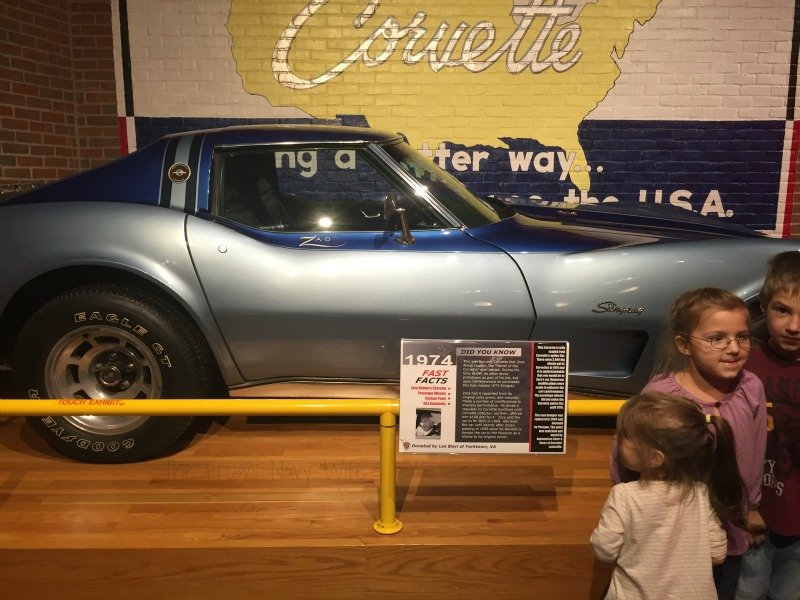 The National Corvette Museum - Bowling Green, Kentucky Stingray