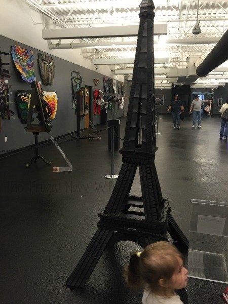 The National Corvette Museum - Bowling Green, Kentucky Tire Tower