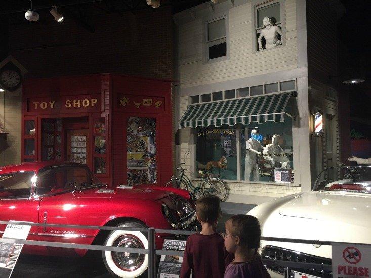 The National Corvette Museum - Bowling Green, Kentucky Town