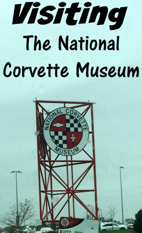 The National Corvette Museum – Bowling Green, Kentucky