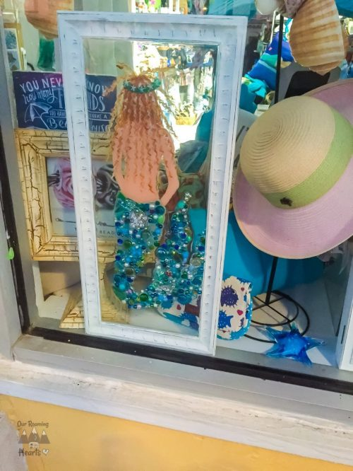 Venice Florida Shopping Mermaids