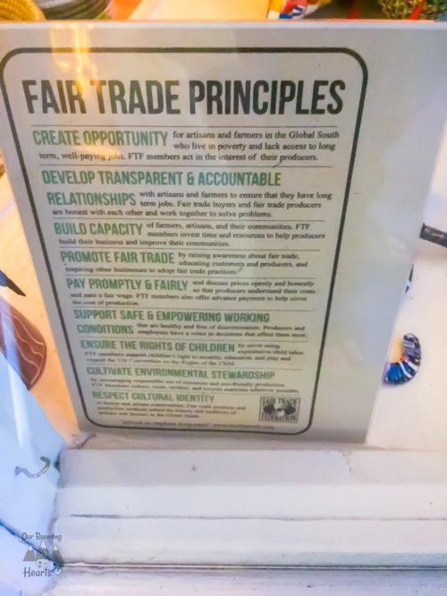Venice Florida Shopping Fair Trade